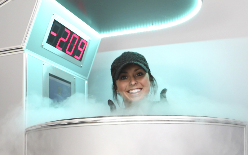 Whole Body Cryotherapy | CryoSpa iowa